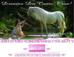 The Artistry of a Wedding Dream Fantasy