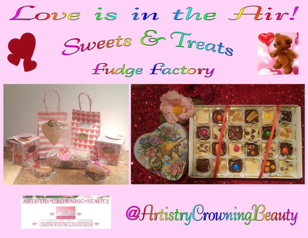 Sweets & Treats Love is in the Air