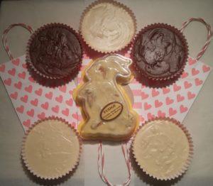 Sweets & Treats Fudge Bunny