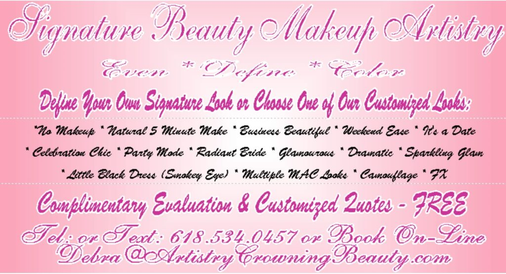 Signature Beauty Makeup Services